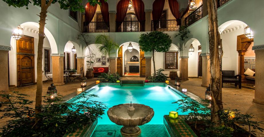 Riad prestige