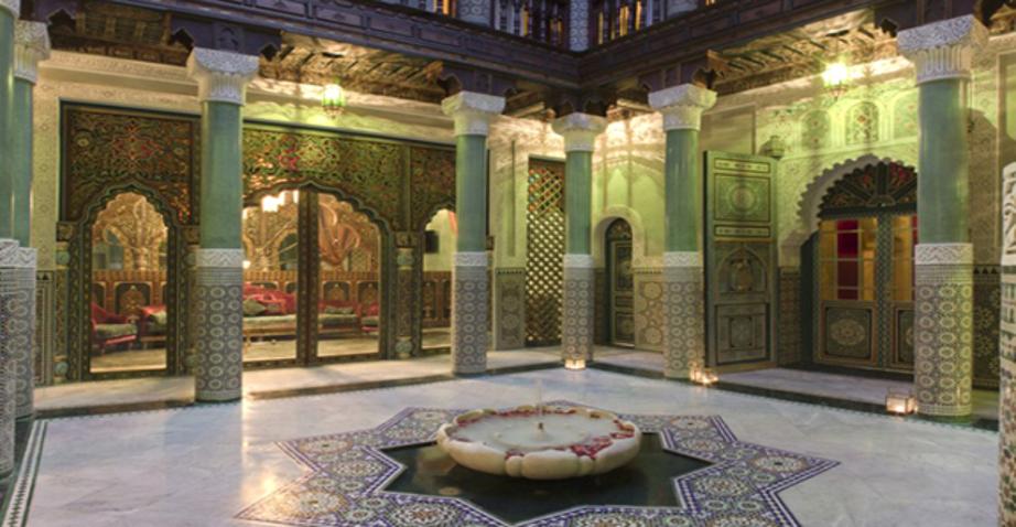 Riad luxe