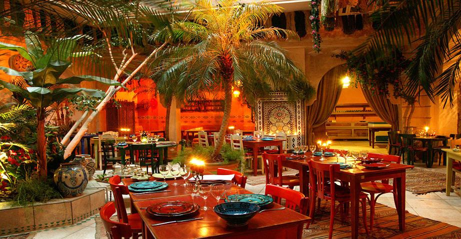 Riad et restaurant